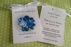 seed packets wedding favors - Google Search