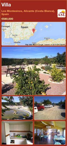 Villa in Los Montesinos, Alicante (Costa Blanca), Spain ►€580,000 #PropertyForSaleInSpain