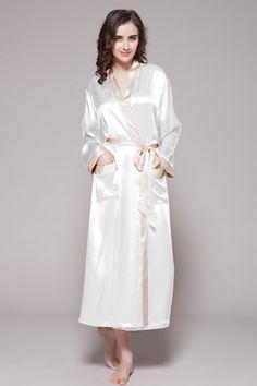 Delicately Designed Silk Nightwear for Men and Women 44b90703d