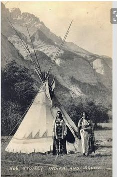 Beautiful teepee