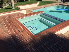 Contact us to get the best Orange County pool tile cleaning services. Visit our website for more info. Cleaning Marble, Tile Care, Travertine Floors, Outdoor Stone, Hard Water Stains, Cleaning Services, Orange County, Restoration, Website