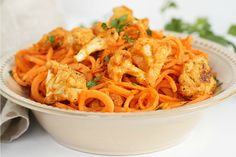<p>They're great for game day OR  a game day-themed meal (or just an ordinary night's meal), serve it over sweet potato noodles – it's a sinfully delicious combination and is healthy as heck!</p>