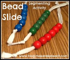 Did you Know–Segmenting and blending are the two phonemic awareness skills found to have the greatest impact on learning to read.