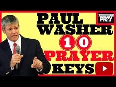 (240) How To Pray 🔥 Paul Washer 10 Keys to Powerful, Effective and Answered Prayers (Praying Sermon Jam) - YouTube