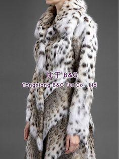 Bg60258 Women Genuine Long Lynx Fur Coats Photo, Detailed about Bg60258 Women Genuine Long Lynx Fur Coats Picture on Alibaba.com.