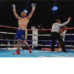 Carl Frampton Boxing World Champion Winner