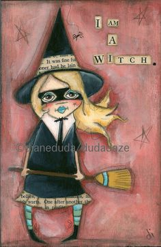 I am a witch..