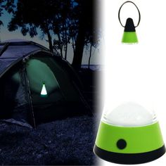 Find it at the Foundary - LED Powered Camp Lantern $14
