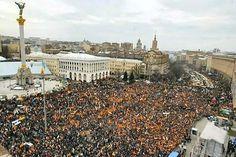 2004 - The Orange Revolution in Ukraine