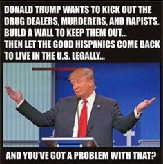 This is the truth. Unlike the democrats Trump wants to do things legally. Open…