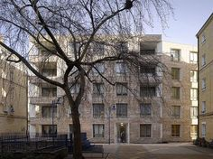Darbishire Place, E1 by Niall McLaughlin Architects.