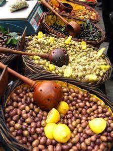 Spain Food   Olivas