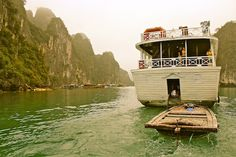 Ha Long Bay ~ Cruising Vietnam's UNESCO World Heritage