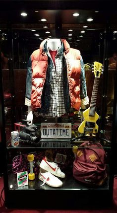 Marty's stuff