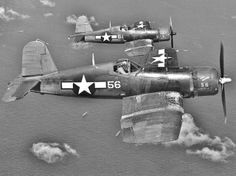 Chance Vought F4U Corsair American Fighter Aircraft