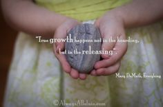 True growth. Created by Kris Camealy.