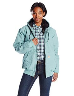 Carhartt Women's Quilted Flannel Line…