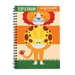 Zoo Animal Flip and Draw