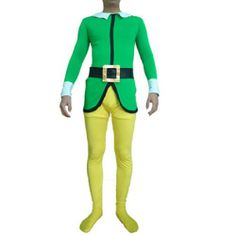 Ganzkörper-Weihnachtsabendkleid Yellow and Green Lycra Spandex Fancy Dress von Fashion Season, http://www.amazon.de/dp/B00GYSDSQ0/ref=cm_sw_r_pi_dp_2pXLsb11B5B24