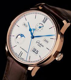 Glashütte Original Senator Excellence Perpetual Calendar Watch Watch Releases
