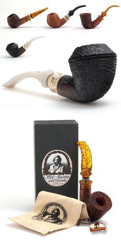 Dýmky Ser Jacopo Ser Jacopo pipes