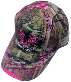 real tree beanie hunting cap hat stocking camo camoflauge lined pink womens oak