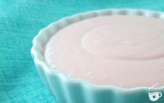 Mousse de leite em pó com apenas 3 ingredientes! ~> crafccino.com #crafccino #mousse #receita