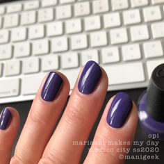 It's the upcoming OPI Mexico City Collection for Spring/Summer Let's look at all da swatches! Opi Gel Polish, Gel Polish Colors, Gel Color, Nail Polishes, Manicure At Home, Gel Manicure, Mani Pedi, Pedicure, Opi Colors