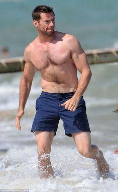 Wolverine's a fan: Hugh Jackman sported a pair in St Tropez in 2011