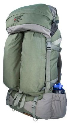 Ever wonder what happened to Dana Design Backpacks?  Now reincarnated @ Mystery Ranch: http://www.mysteryranch.com/
