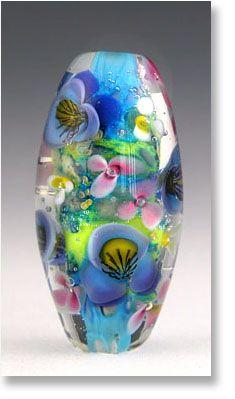 Carolyn Earley #lampwork #beads