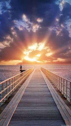 Most Beautiful Sunrise Photography examples Amazing Pictures Escalier Art, Beautiful World, Beautiful Places, Natur Wallpaper, Landscape Photography, Nature Photography, Scenic Photography, Photography Backdrops, Sunrise Photography