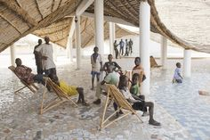 Sinthian village, Senegal THREAD New Artist Residency and cultural center TOSHIKO MORI