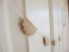 simple garland @ valerie paperie
