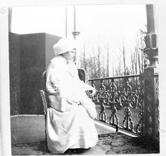 Alexander Palace - balcony.