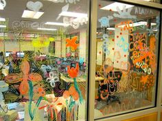 Darien Library Teen Space by mstephens7, via Flickr