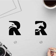 Pferd und Adler R logo branding identity Adler-Logo eagle logoAdler-Logo von Vanacal eagle Vogel und Adler Logo Symbol eagle logo Identity Design, Brochure Design, Visual Identity, Logo Aigle, Logo Royal, Corporate Design, Corporate Branding, Logo Branding, Logo Circular