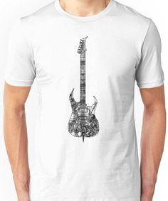 n.y.c guitar Unisex T-Shirt