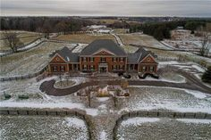 2000 16th Sdrd, King, ON L7B 1A3. 4 bed, 7 bath, $7,880,000. Stately Home Over 81...