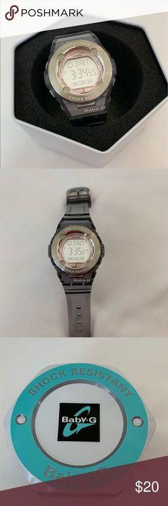 5c4802585001 Casio Baby-G BH-q302 Ladies Wrist Watch Casio Baby-G Shock Resistant  BG-1302 Cas