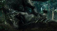 Indominus Rex v Ankylosaurus