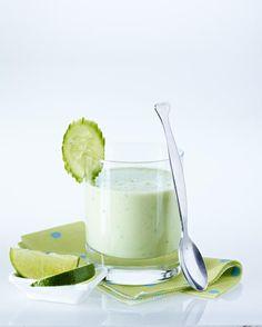 Cucumber and Avocado Lassi Recipe on Yummly. @yummly #recipe