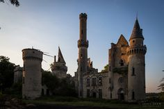 Chateau de Bagnac - Abandoned chateau in France