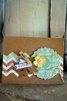 NoelMignon.com Layouts and Projects: Happy cards from West Coast! by Virginia Tillery