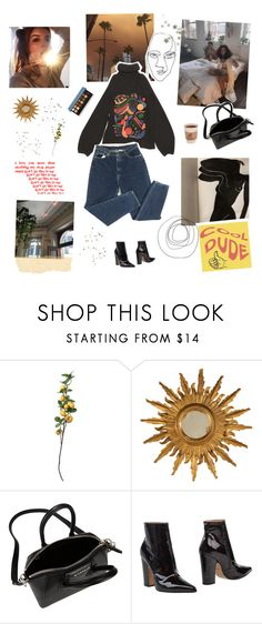 """i know that love exists"" by rosalataieck ❤ liked on Polyvore featuring Givenchy, Maison Margiela and Anastasia Beverly Hills"