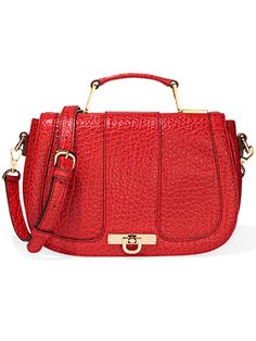 MUST: DKNY leather bag, $245