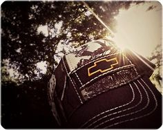 chevy. Freaking love this hat.