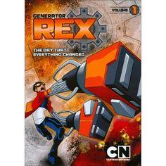 Generator Rex, Vol. 1, Movies
