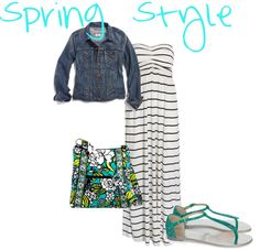 """""""Spring Style"""" by kimberlyburton on Polyvore"""