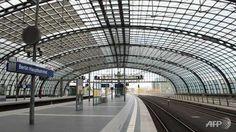German train drivers call week-long strike - Channel NewsAsia